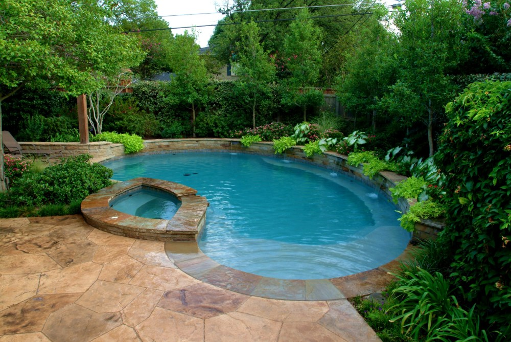 Texas Landscaping Images