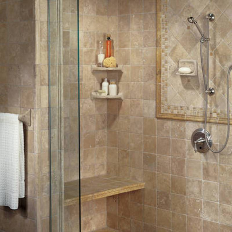 Tile Bathroom Ideas Shower