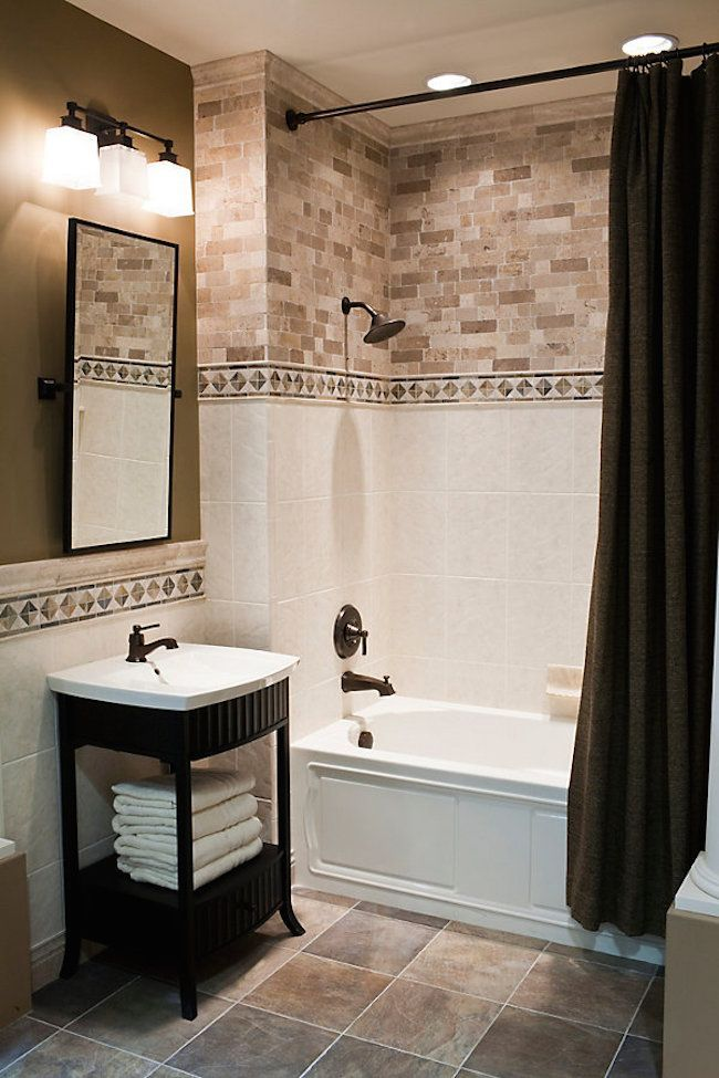 Tile Bathroom Ideas