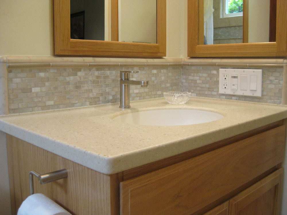 Tile Ideas For Bathroom Backsplash