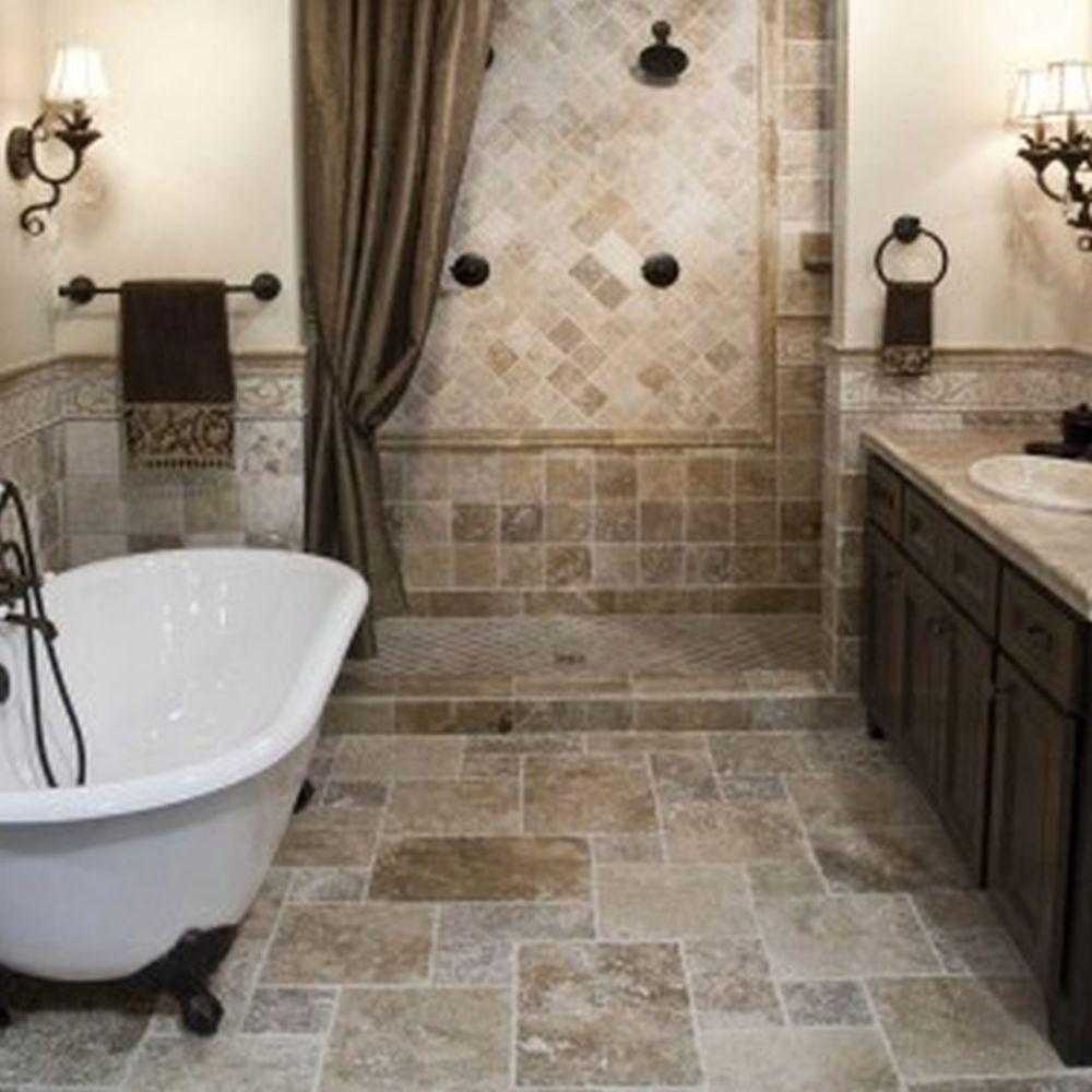 Tile Ideas For Bathrooms Modern