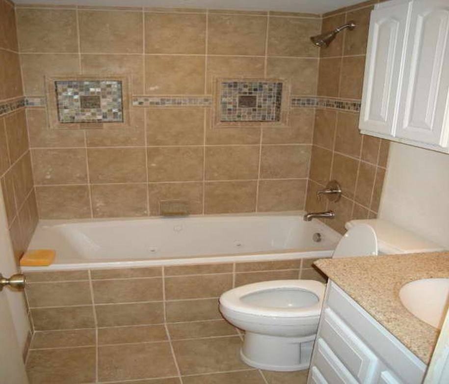 Tile Ideas For Bathrooms Small