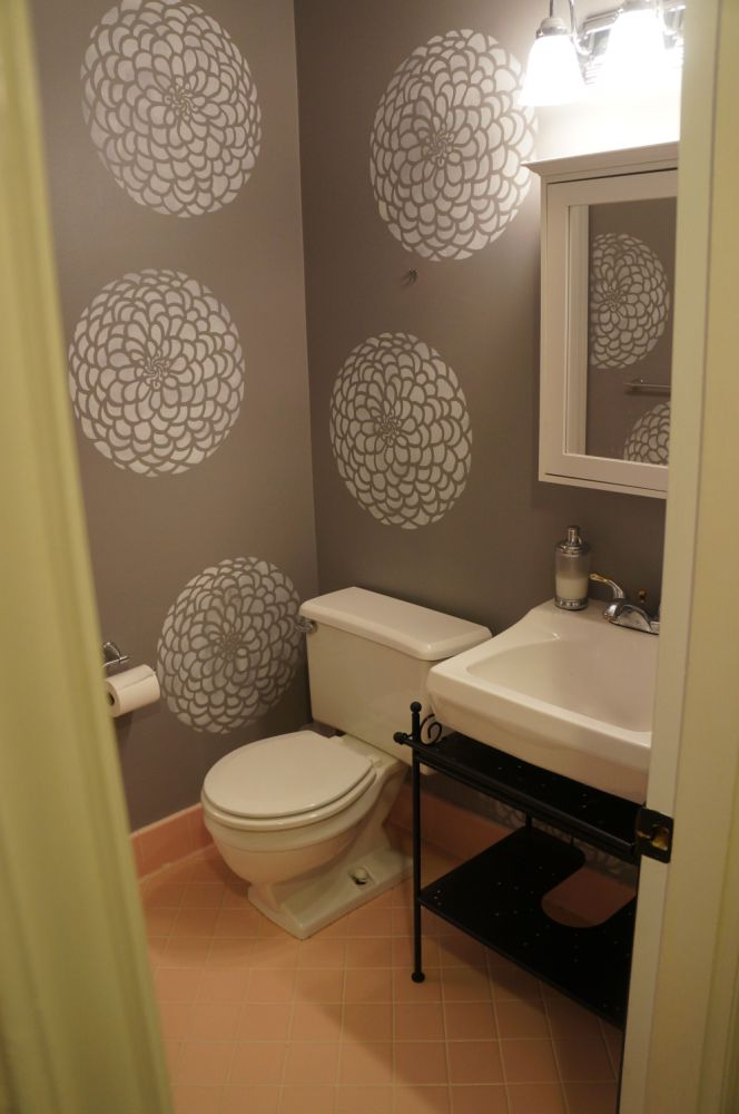 Tile Ideas For Small Half Bathroom