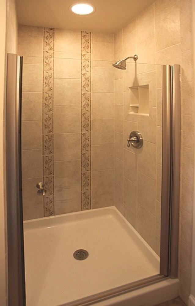 Tile Ideas For Small Shower