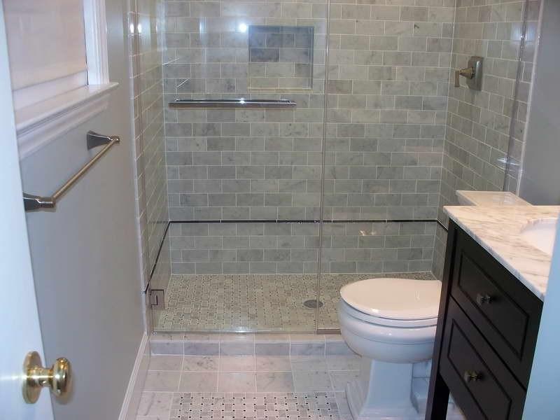 Tile Ideas For Very Small Bathrooms