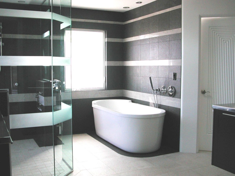 Tiled Bathroom Ideas