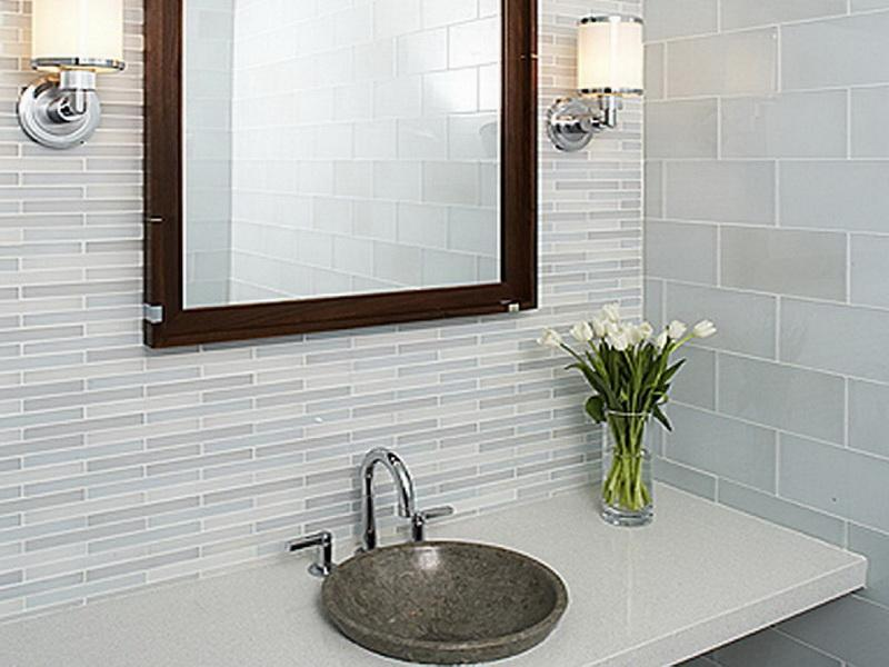 Tiling Bathroom Walls Ideas