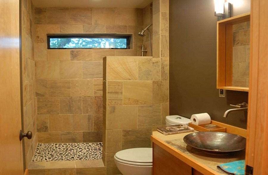 Tiny Bathroom Shower Ideas