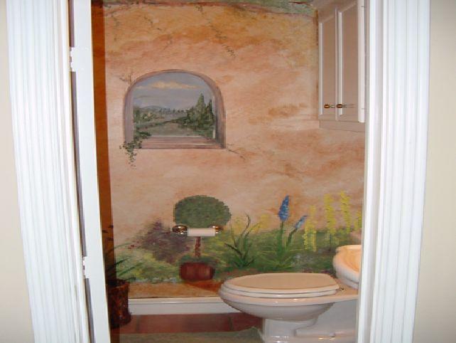 Tiny Half Bathroom Decorating Ideas