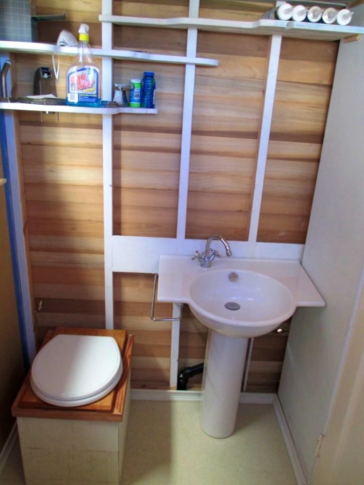 Tiny House Bathroom Designs