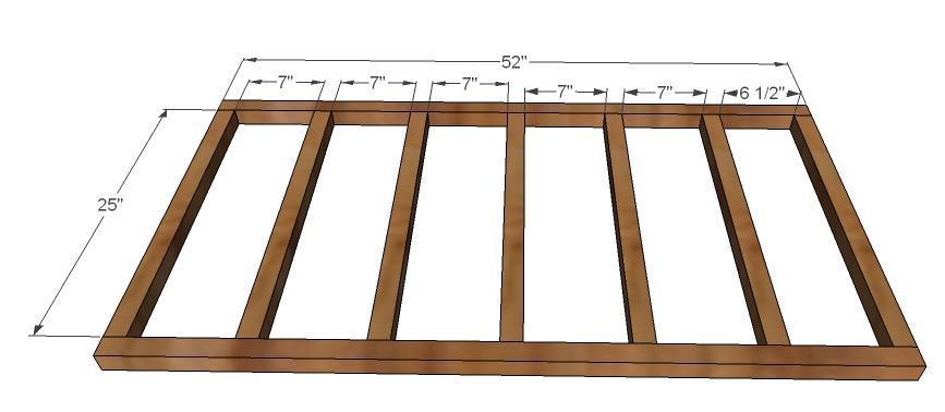 Toddler Bed Frame Plans