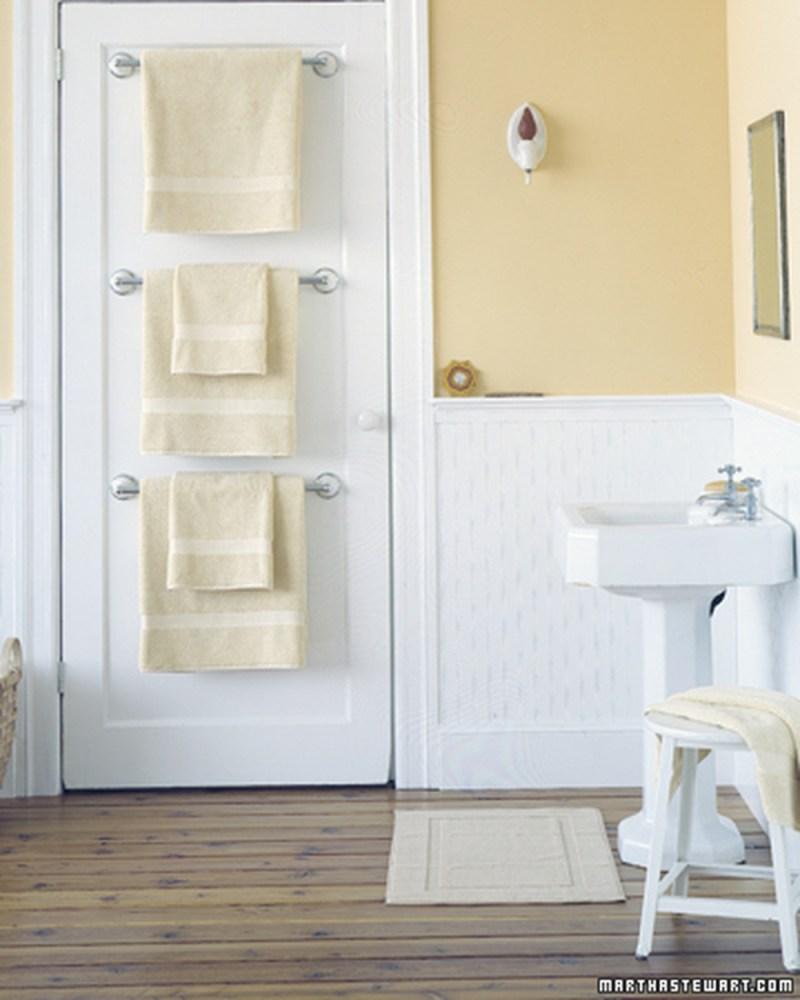 Towel Storage Ideas For Small Bathroom