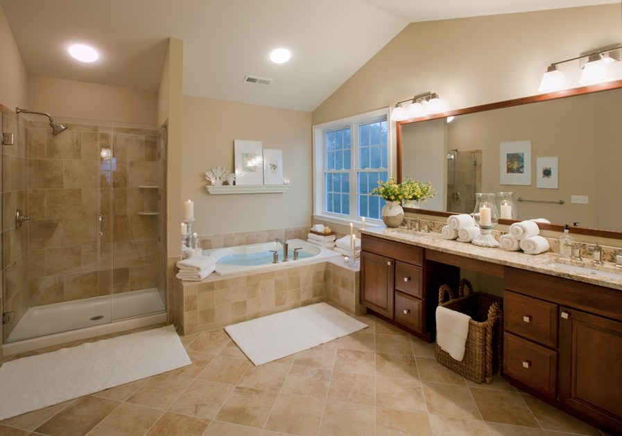 Traditional Bathroom Ideas 2014