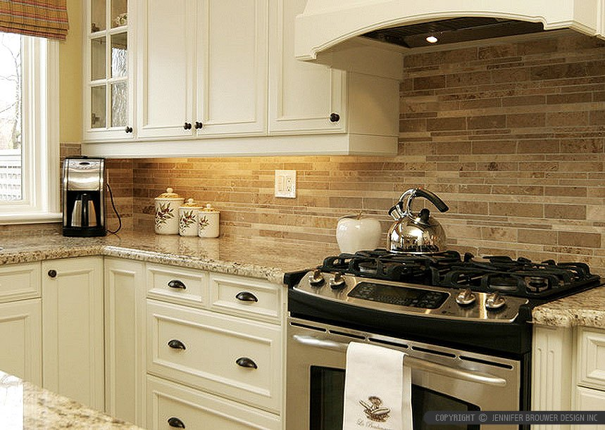 Travertine Bathroom Backsplash Ideas