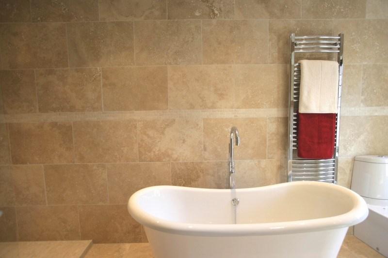 Travertine Bathroom Design Ideas