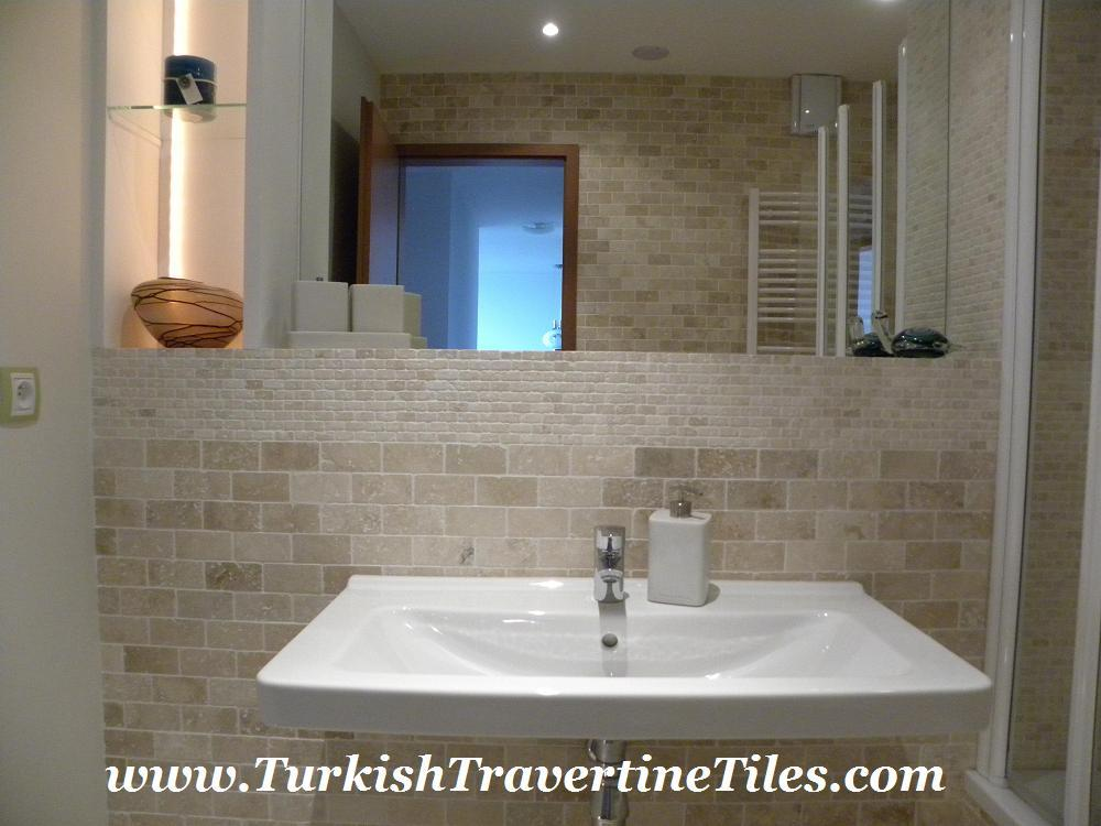 Travertine Bathroom Remodeling Ideas