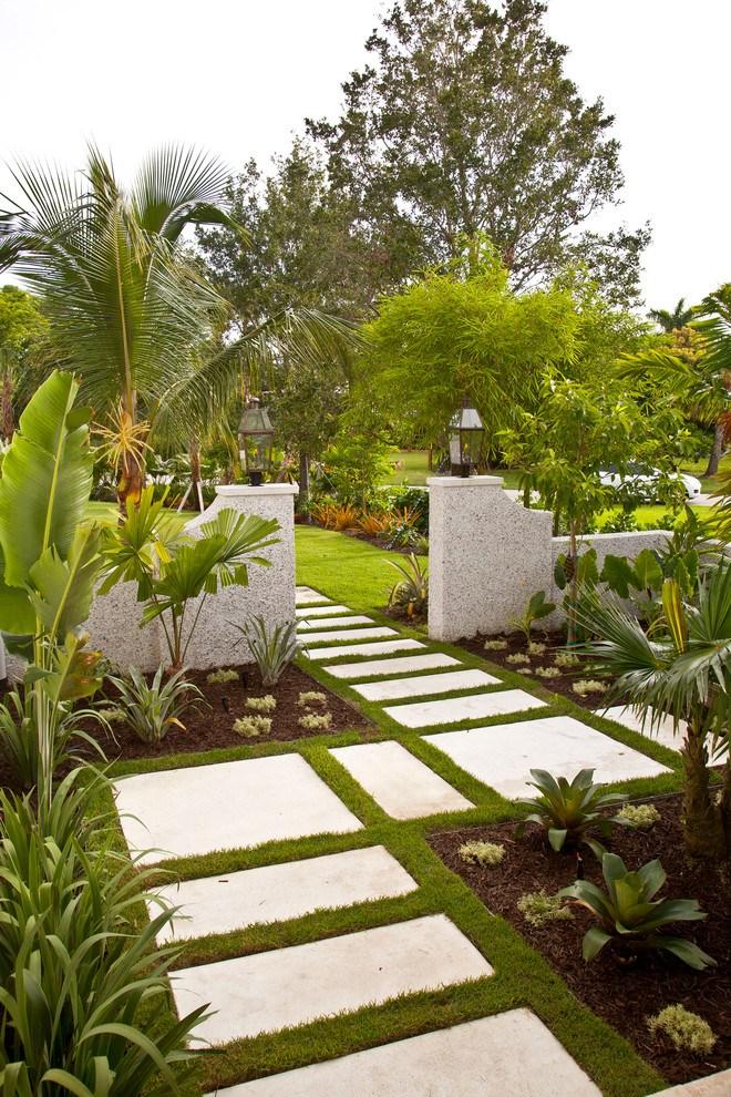 Tropical Landscape Ideas Backyards