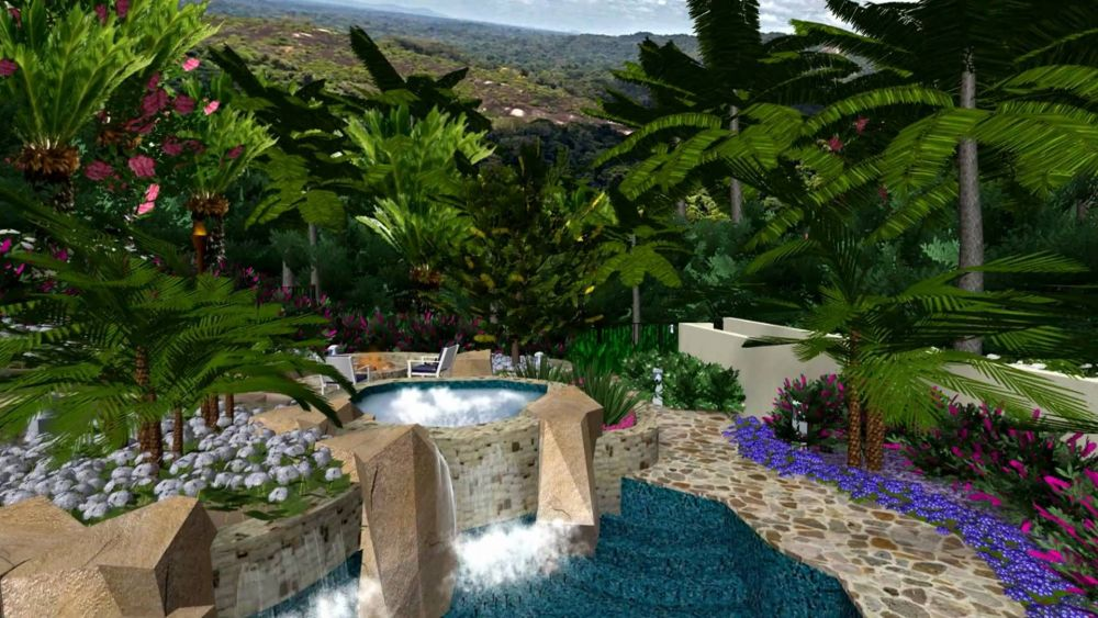 Tropical Landscape Ideas Pictures