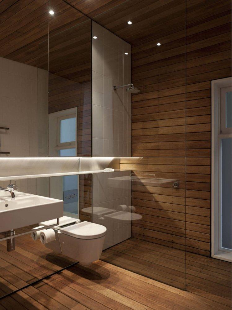 Tropical Master Bathroom Ideas