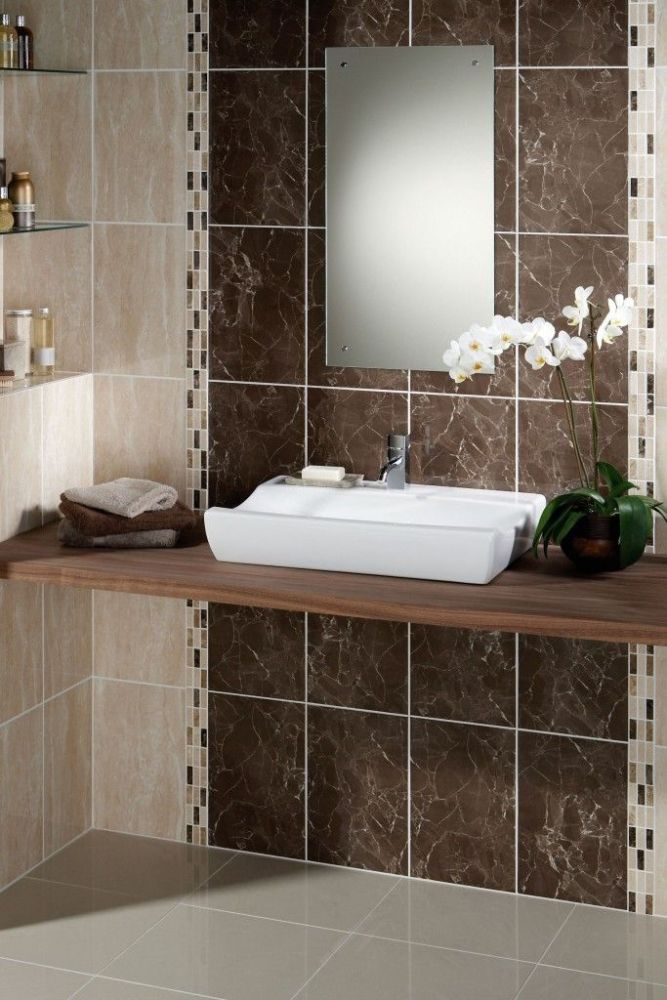 Tropical Spa Bathroom Ideas