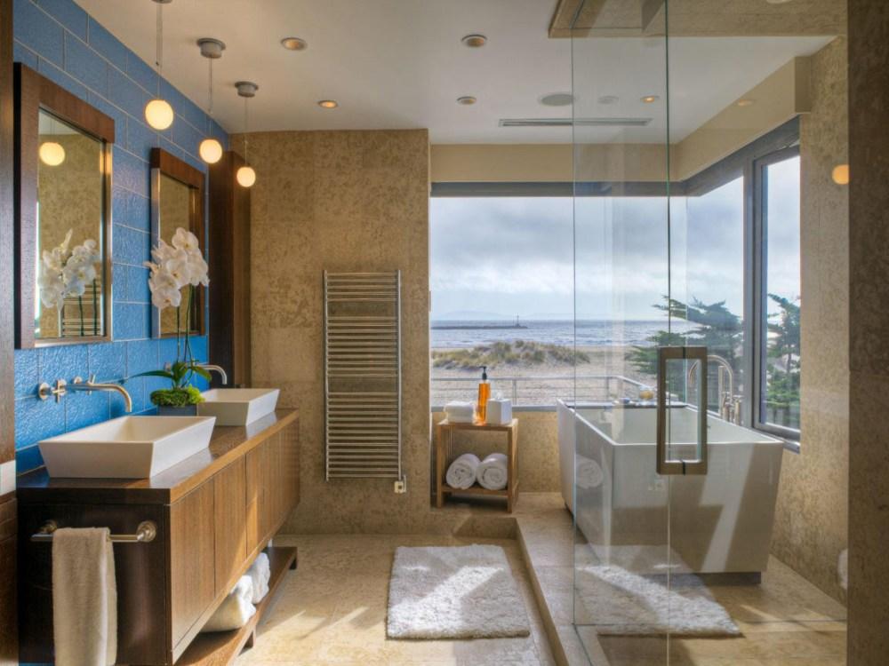 Tropical Themed Bathroom Ideas