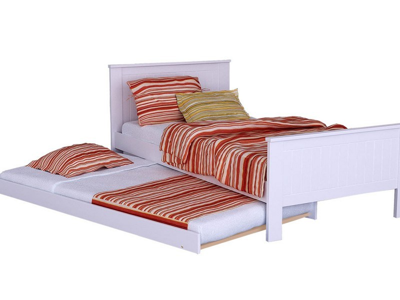 Trundle Bed Frames Twin