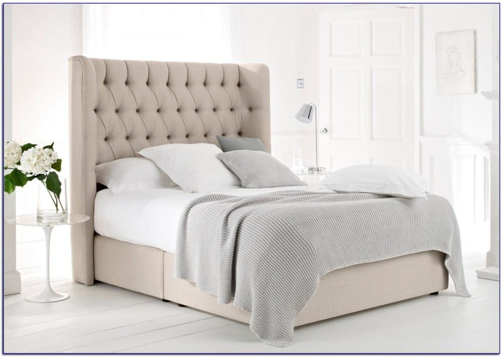 Tufted Bed Frame