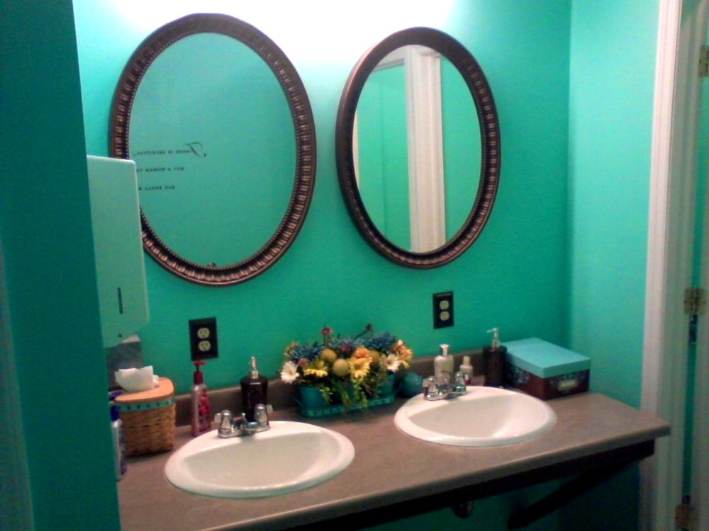 Turquoise Bathroom Ideas Pinterest