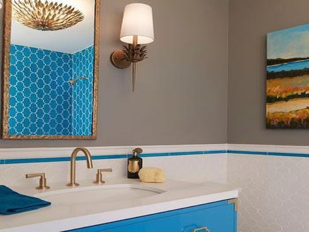 Turquoise Bathroom Paint Ideas