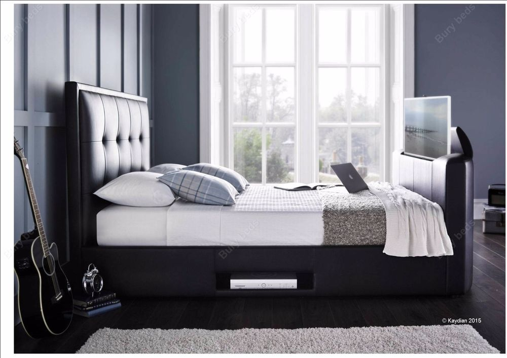 Tv Bed Frame Ebay