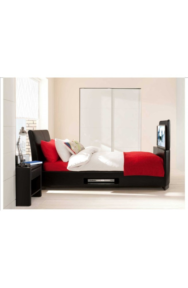 Tv Bed Frame Single