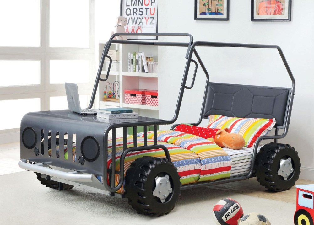 Twin Car Bed Frame
