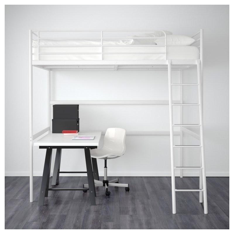 Twin Loft Bed Frame Ikea