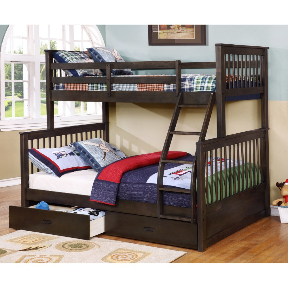Twin Low Loft Bed Frame