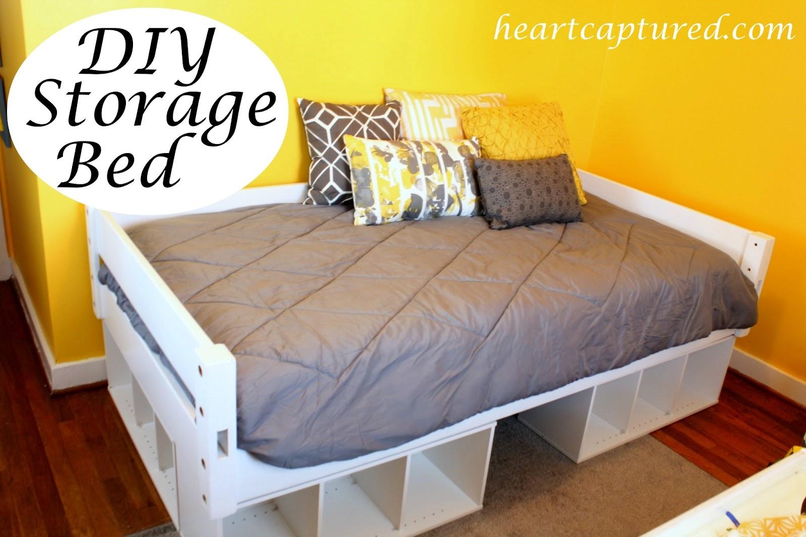 Twin Platform Bed Frame Diy