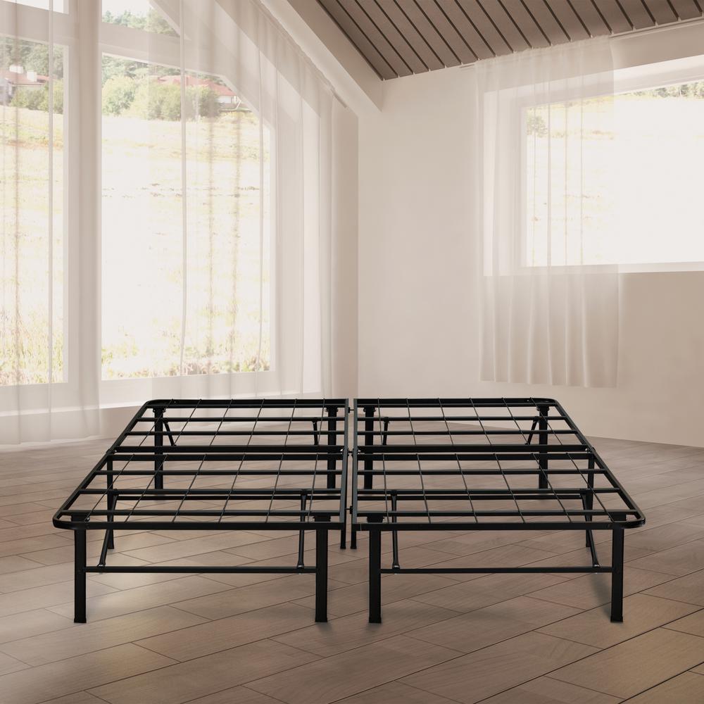 Twin Platform Bed Frame Metal