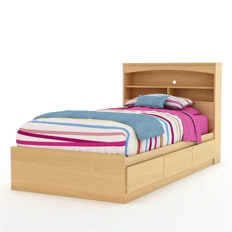 Twin Platform Bed Frame