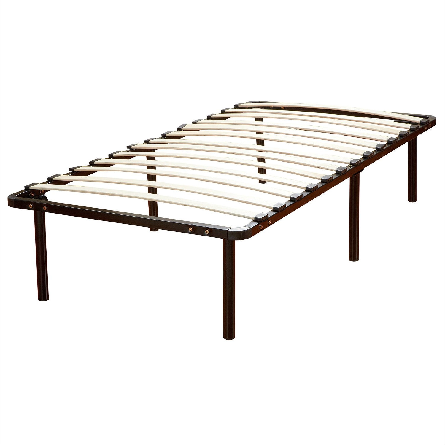 Twin Size Metal Platform Bed Frame