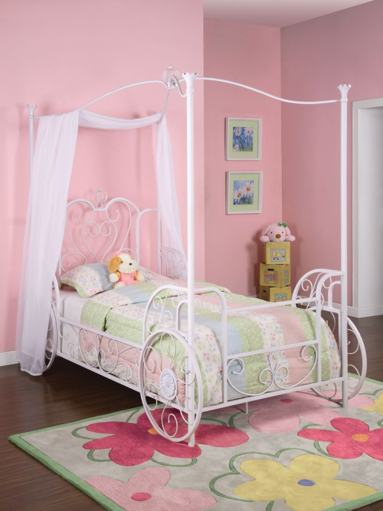 Twin Size Princess Bed Frame