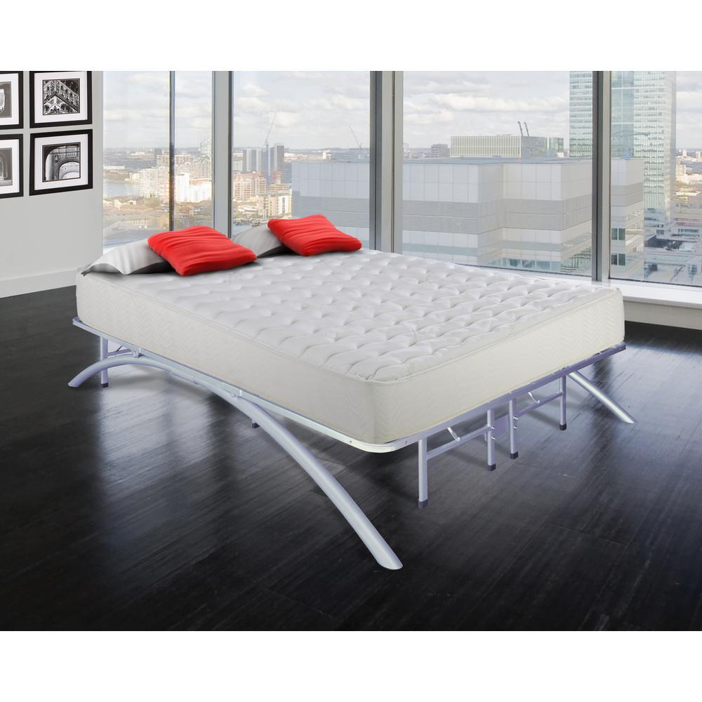 Twin Size Rest Rite Metal Platform Bed Frame