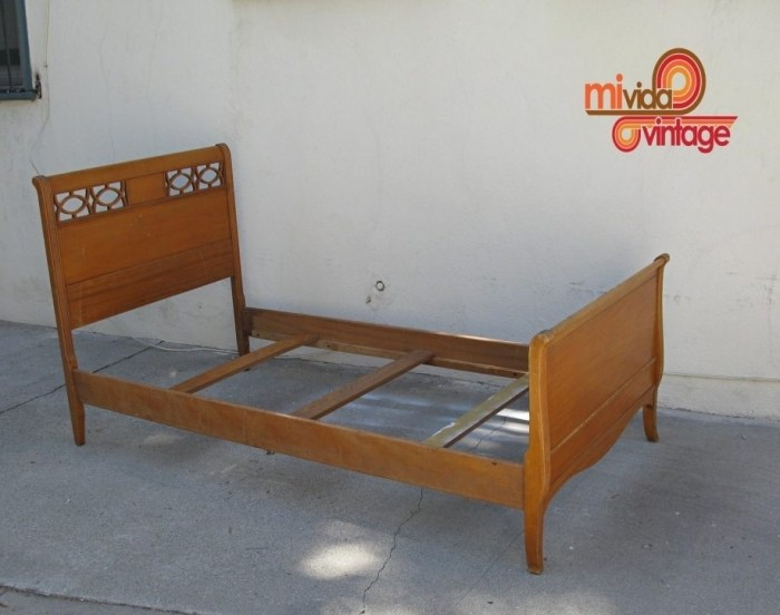 Twin Xl Bed Frame Walmart
