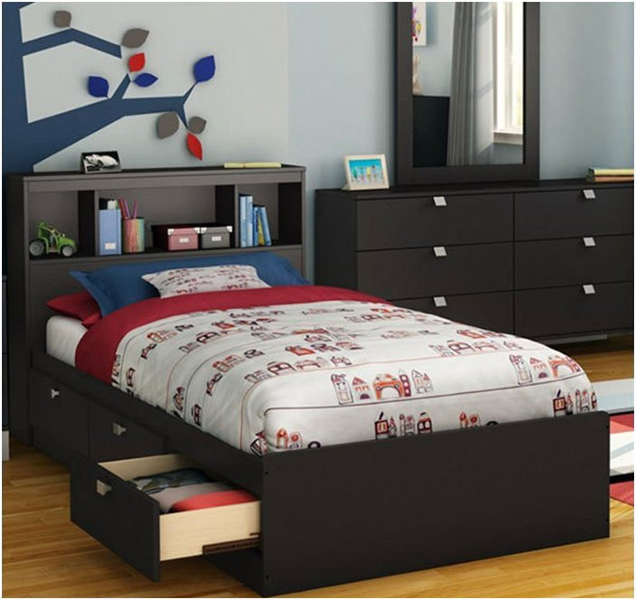 Twin Xl Bed Frames With Storage