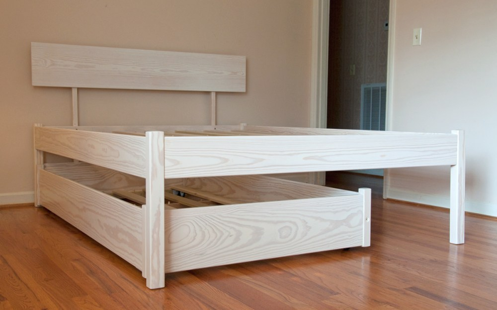 Twin Xl Loft Bed Frame