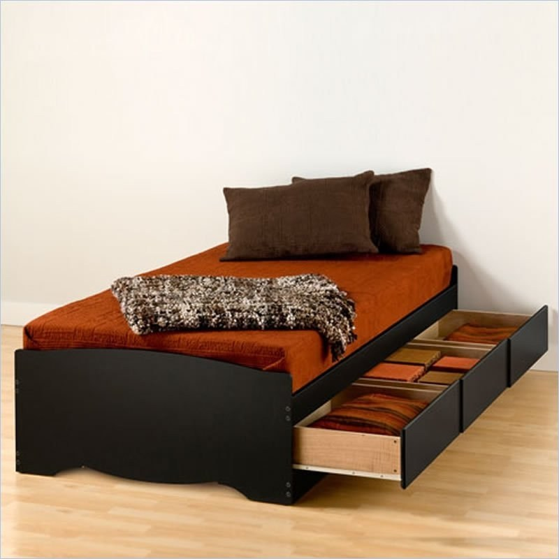 Types Of Twin Bed Frames