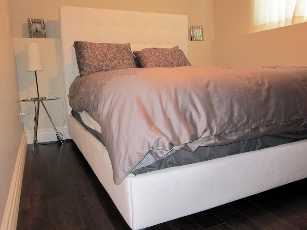 Upholstered Bed Frame Diy