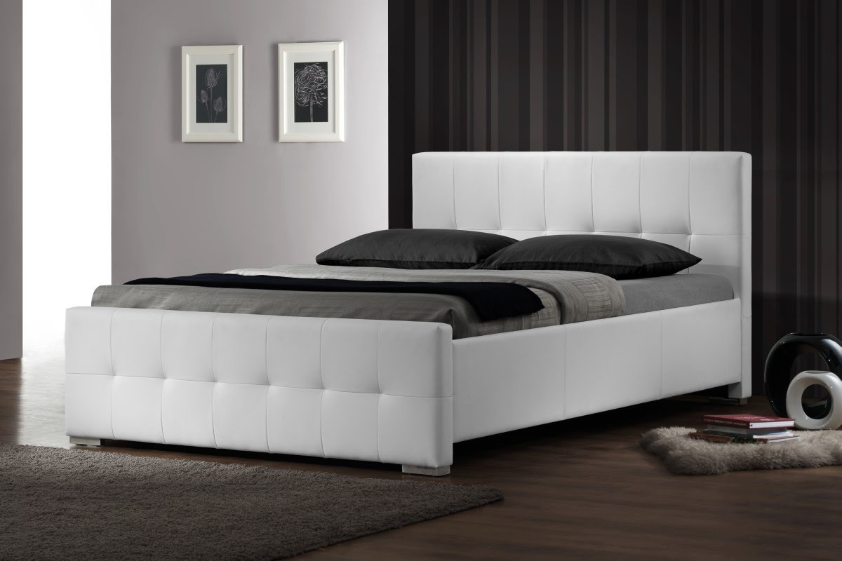 Upholstered Bed Frame For Adjustable Bed