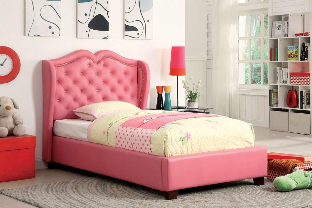 Upholstered Bed Frame Full