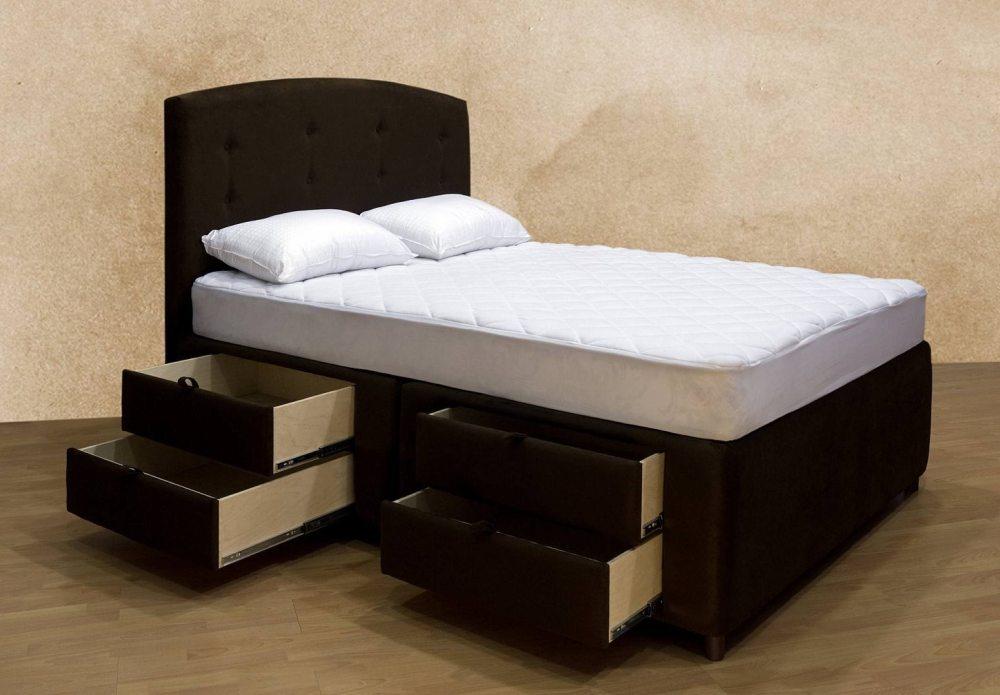 Upholstered Bed Frames King