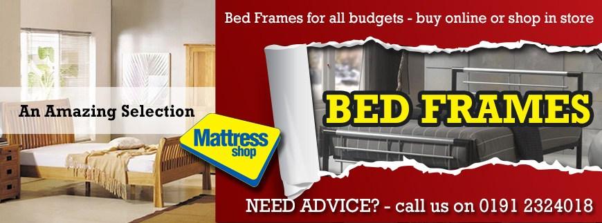 Upholstered Bed Frames Online