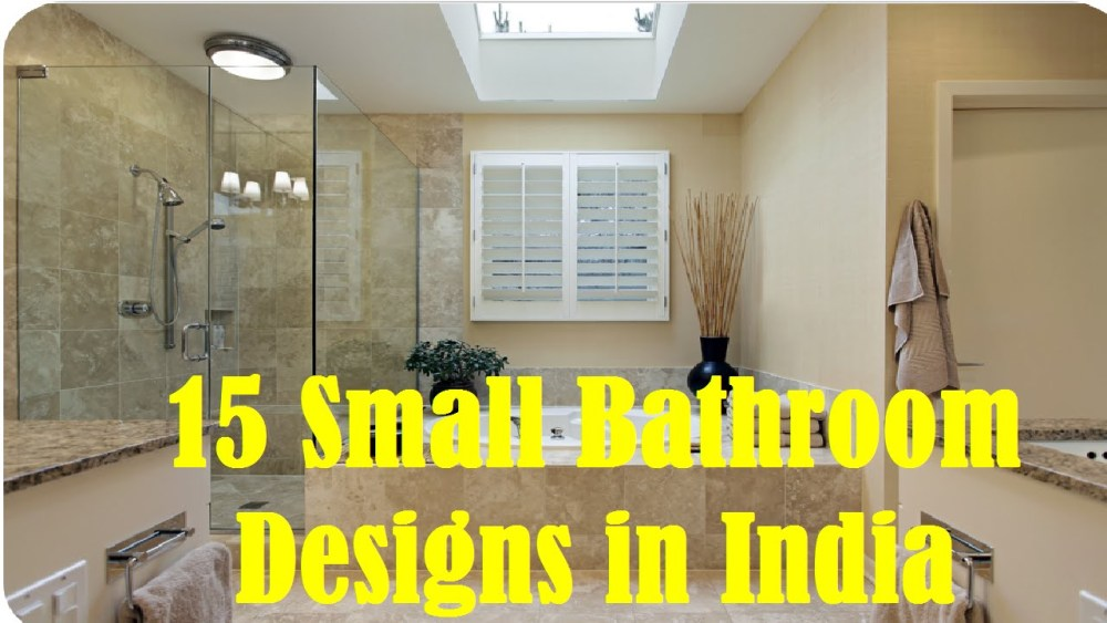 Very Small Bathroom Designs In India